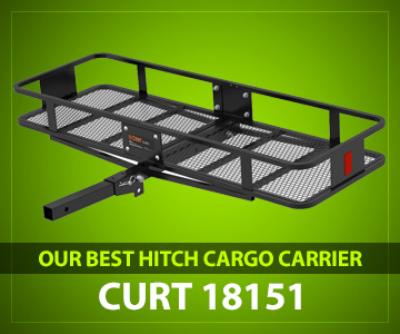 Best Hitch Cargo Carrier ★ August 2019 Reviews Updated