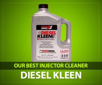 Best Diesel Injector Cleaner ☆ September 2019 - Reviews