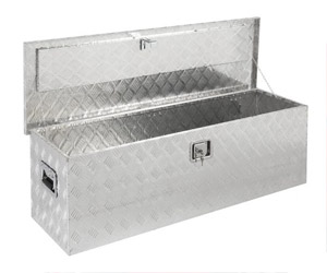 Giantex 49x15Aluminum Tool Box Review
