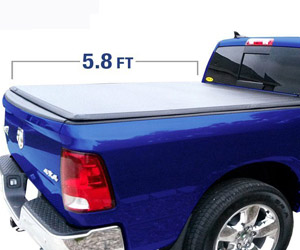 Tyger Auto T3 Tri-Fold Truck Bed Tonneau Cover Review