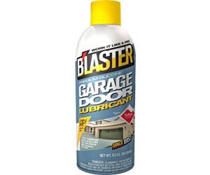 B'laster 16-GDL-12PK Premium Silicone Garage Door Lubricant Review