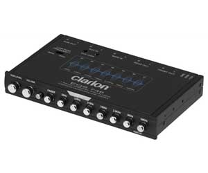 Clarion EQS755 7-Band Car Audio Graphic Equalizer Review