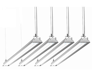 Hyperikon Linkable LED Shop Lights 4FT Double Tube 40W (100W Eq) 5000K 4000Lm Review