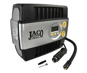 JACO SmartPro Digital Tire Inflator Pump Review
