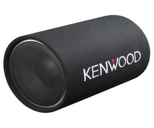 Kenwood P-W131TB 12-inch 1200 Watt Car Audio Subwoofer Bass Tube + Amplifier + Wire Kit Review