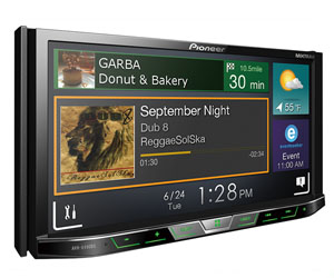 Pioneer AVH-X490BS Double Din Bluetooth In-Dash DVD/CD/Am/FM Car Stereo Receiver Review