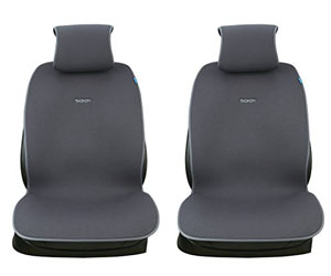 Sojoy Car Seat Cushion Cover for Front of 2 Seats Review