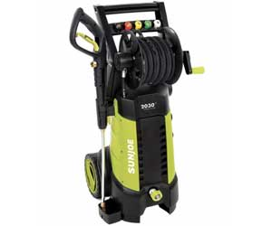 SPX3001 Electric Pressure Washer with Hose Reel Review