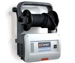Comet TBD-2 Electric Cold Water Stationary Pressure Washer 1300 PSI 2.2 GPM Review