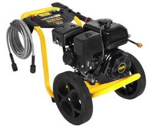 Stanley FATMAX SXPW3425 3400 PSI 2.5 GPM Gas Powered Pressure Washer Review