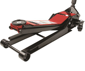 Sunex 6602LP 2 Ton Low Rider Service Floor Car Jack Review