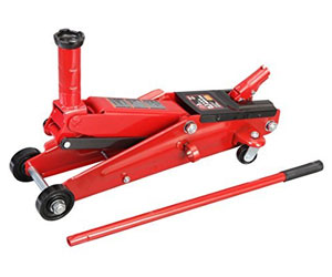 Torin Big Red Hydraulic Trolley Floor Jack 3 Ton Capacity Review