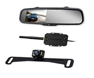 AUTO VOX T1400 Upgrade Wireless Backup Camera Kit Review