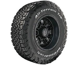 BFGoodrich All-Terrain T/A KO2 Radial Tire Review