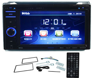 BOSS Audio BV9364B Car Stereo DVD Player Review