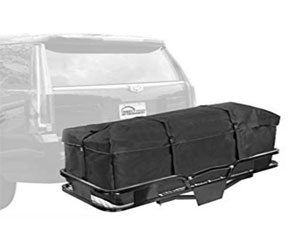 Direct Aftermarket Folding Hitch Cargo Carrier 60 inch Hauler 2 inch Receiver and Cargo Bag Combo Review
