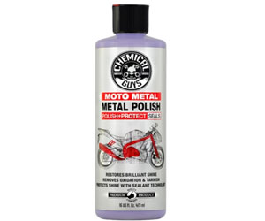 Chemical Guys MTO10616 Moto Line Moto Metal Polish Cleaner Review