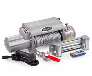 LD12-ELITE Electric Heavy Duty Recovery Winch - 12,000 lbs. Review