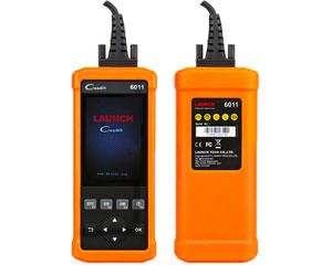 Launch OBD2 Scanner CReader 6011 EOBD Scan Tool Review