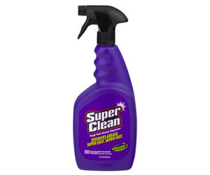 SuperClean Multi-Surface All Purpose Cleaner Degreaser Review