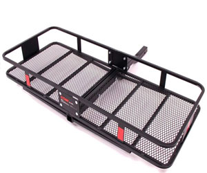 "Hitch Cargo Carrier 60"" x 24"" by Vault Review"