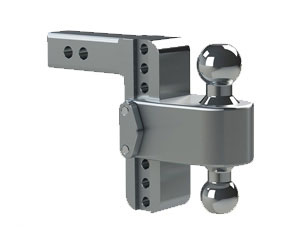Weigh Safe LTB8 2.5 Drop Hitch Review
