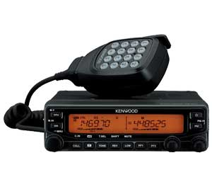 Kenwood Original TM-V71A 144/440 MHz Dual-Band Amateur Mobile Transceiver Review