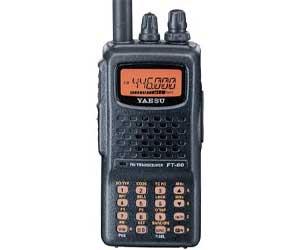Yaesu FT-60R Dual Band Handheld 5W VHF / UHF Amateur Radio Transceiver Review