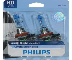 Philips H11 CrystalVision Review