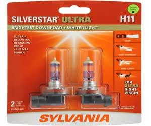 SYLVANIA - H11 SilverStar Ultra Review